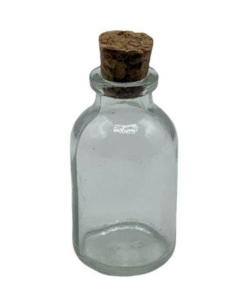 Korkflasche
