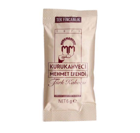 Mehmet Efendi Türkischer Mokka Kaffee 6 gr.