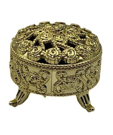 Geschenkbox rund gold_opt