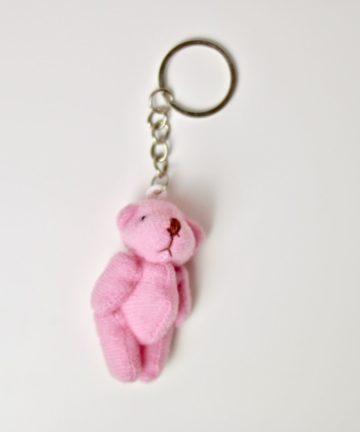 Teddybär 4 cm rosa_rosa